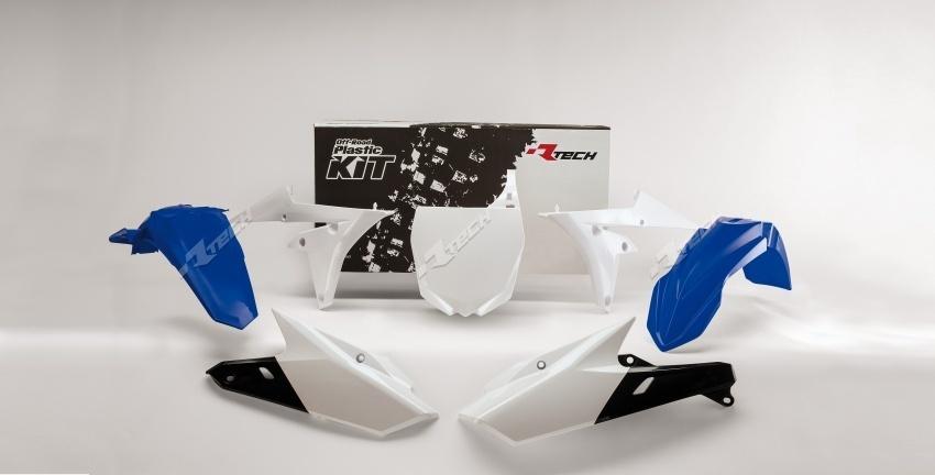 RACETECH レーステック プラスチックキット 純正タイプ 【OE Plastic Kit【ヨーロッパ直輸入品】】 YZ450F (450) 14|16-17 YZ250F (250)
