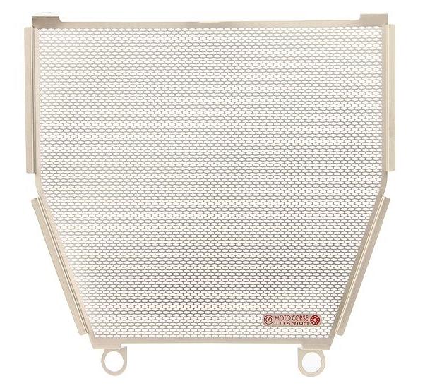 MOTO CORSE モトコルセ ラジエターコアガード プロテクションスクリーン PANIGALE V4 S Panigale V4