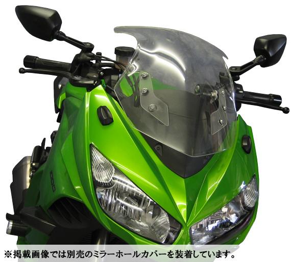 K's-STYLE ケイズスタイル ミラー類 ハンドルミラー変更キット タイプ-B Ninja1000 2011-2018
