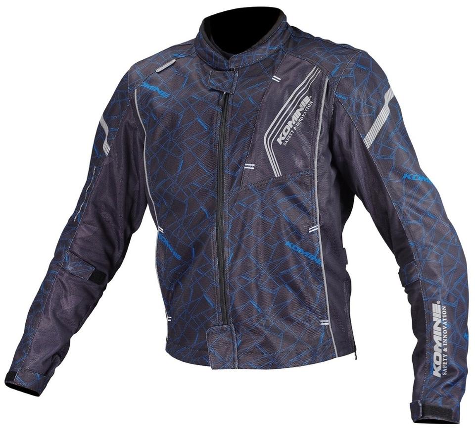 KOMINE コミネ JK-128 プロテクトフルメッシュジャケット サイズ:3XL