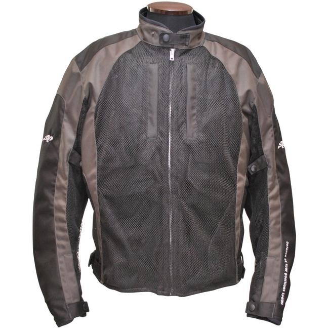 SPOON スプーン メンズメッシュジャケット サイズ:L
