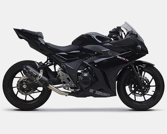 Two Brothers Racing ツーブラザーズレーシング スリップオン キット S1RB GSX250R