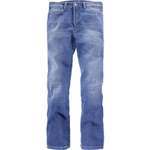 Vanucci ヴァヌッチ ARMALITH 2.0 INCH JEANS, BLUE
