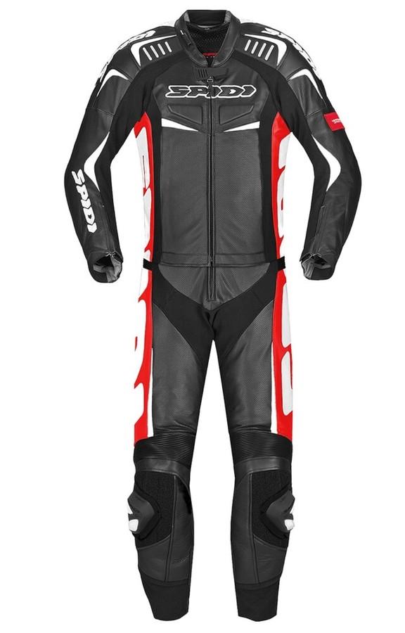 SPIDI スピーディー レーシングスーツ・革ツナギ TRACK TOURING スーツ Size:54
