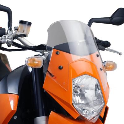 Puig プーチ ニュージェネレーション NKスクリーン カラー:スモーク 950SUPERENDURO 950SUPERMOTO