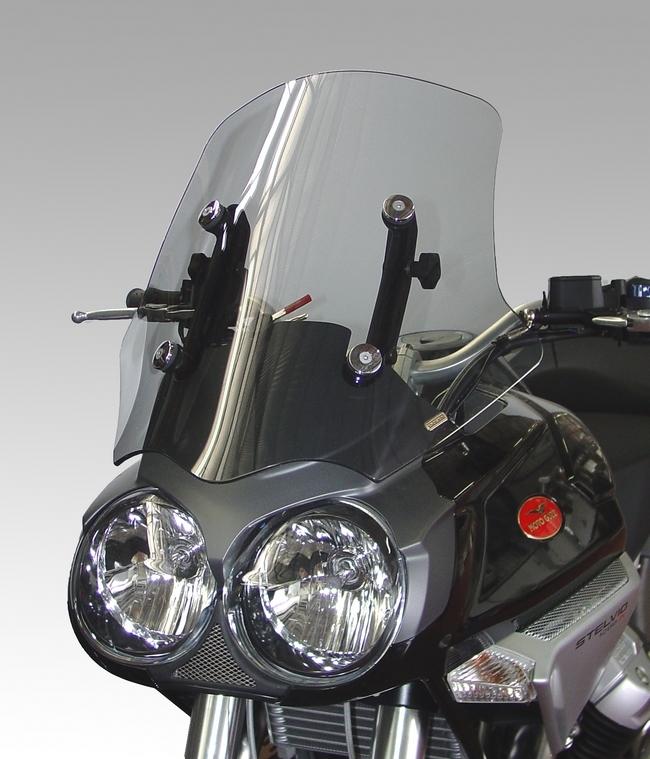 ISOTTA イソッタ スクリーン ウインドシールド STELVIO1200