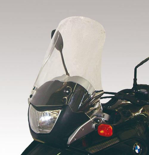 ISOTTA イソッタ スクリーン ウインドシールド (ハンドプロテクター付) F650GS