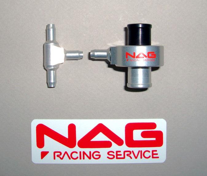 NAG racing service ナグレーシングサービス 減圧バルブ類 内圧コントロールバルブ スポーツタイプエマルション対策品 F4 ZX-12R ZX-6R