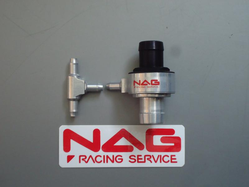 NAG racing service ナグレーシングサービス 減圧バルブ類 内圧コントロールバルブ F4 ZX-12R ZX-6R