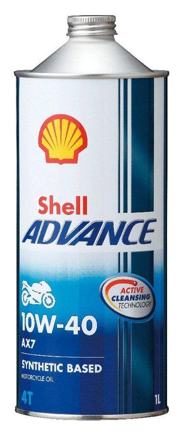Shell ADVANCE シェルアドバンス 4T AX7 15W-50