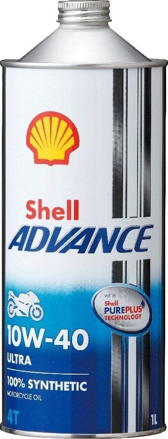 全品最安値に挑戦 Shell ADVANCEシェルアドバンス 4サイクルオイル 4T [並行輸入品] ウルトラ 15W-50 ADVANCE シェルアドバンス