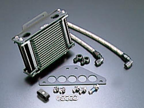 【イベント開催中 アクティブ!】 ACTIVE ACTIVE GPZ900R アクティブ オイルクーラー本体 ストレートオイルクーラーキット コアカラー:ブラック GPZ750R GPZ900R, 三崎町:5fb243ed --- jpsauveniere.be