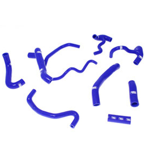 SAMCO SPORT サムコスポーツ ラジエーター関連部品 クーラントホース(ラジエーターホース) カラー:ブルー Sreetfighter 1098 / S 2009-2014 Sreetfighter 848 / S 2009-2015