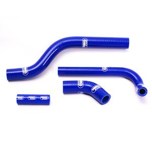 SAMCO SPORT サムコスポーツ ラジエーター関連部品 クーラントホース(ラジエーターホース) カラー:ブルー RM Z 250 4 Stroke 2005-2006