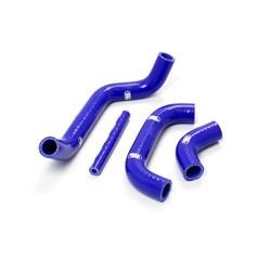 SAMCO SPORT サムコスポーツ ラジエーター関連部品 クーラントホース(ラジエーターホース) カラー:ブルー RM 250 1982-1983
