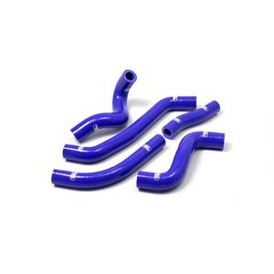 SAMCO SPORT サムコスポーツ ラジエーター関連部品 クーラントホース(ラジエーターホース) カラー:ブルー RM Z 450 OEM Design 2015-2017