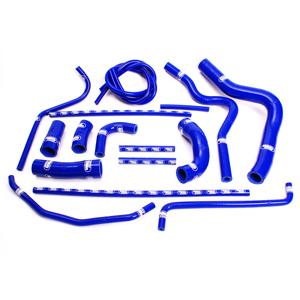 SAMCO SPORT サムコスポーツ ラジエーター関連部品 クーラントホース(ラジエーターホース) カラー:ブルー YZF 1000 R1 2004-2006