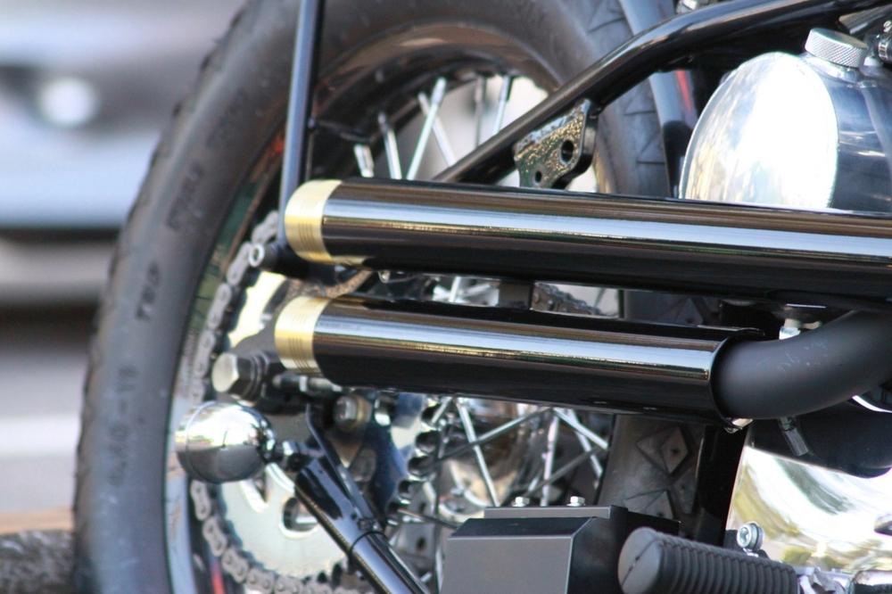 Motorcycle Parts MP23-001 Fender