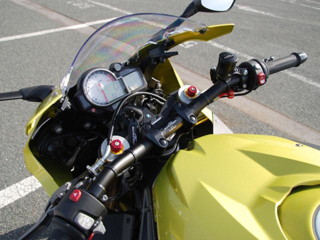 ACシュニッツァー AC Schnitzer ハンドルキット Superbike キット トップブリッジ/ハンドルバー S1000RR