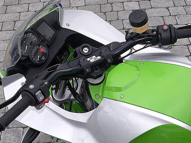 ACシュニッツァー AC Schnitzer Superbike キット トップブリッジ/ハンドルバー F800S F800ST