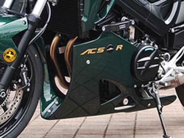ACシュニッツァー AC Schnitzer アンダーカウル (ベリー・パン) F800R