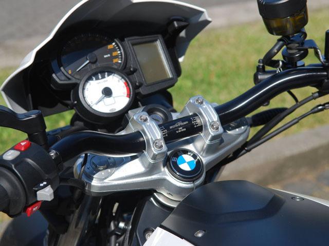 ACシュニッツァー Superbike キット ハンドルバー BMW F800R -14