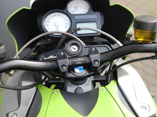 ACシュニッツァー Superbike キット トップブリッジ/ハンドルバー BMW K1300R   (ABSモデル)