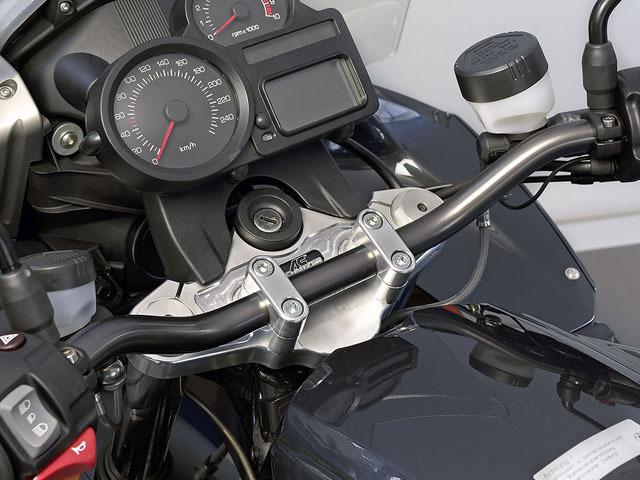 ACシュニッツァー Superbike キット トップブリッジ/ハンドルバー BMW R1200ST   (ABSモデル)