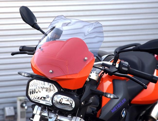 ササキスポーツクラブ Sasaki sports club フロントスクリーン F800R