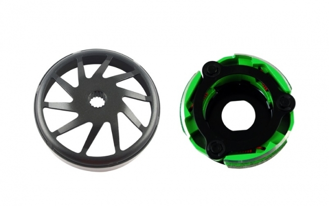 NCY エヌシーワイ Clutch and Clutch Cover Kit