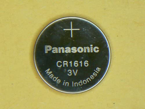 3点以上のご購入で追跡番号ありメール便無料! パナソニック cr1616【1個】cr1616 3V リチウム電池 ボタン電池 リチウム電池 正規品 業務用製品を小分けで販売します。