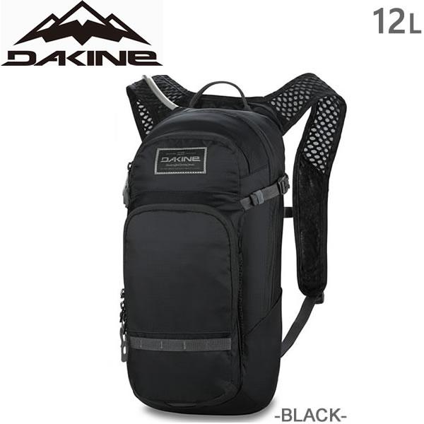 DAKINE バックパック 18SS SESSION 12L BIKE HYDRATION Black AH237603 BLK ハイドラパック搭載 自転車・バイク用 リュック 【C1】【w21】