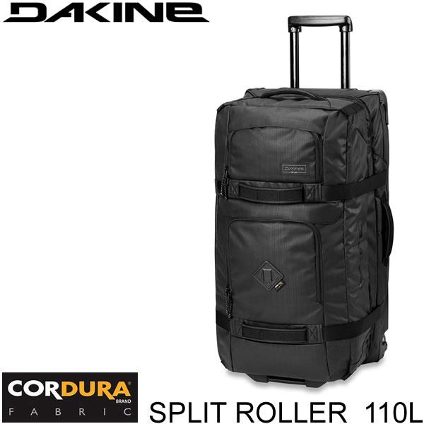 ●今ならおまけ付き● DAKINE キャリーバッグ 18-19FW SPLIT ROLLER 110L Squall AI237195 SQL ダカイン スプリットローラー 旅行バッグ 大容量 スーツケース キャリーケース 旅行用かばん 機内持ち込み不可 【w07】