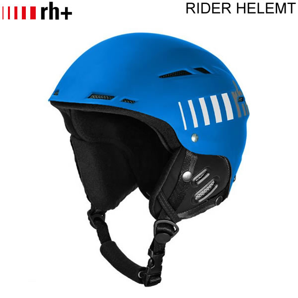 ZEROrh+ ヘルメット RIDER Matte Blue Royal×White×Anthracite IHX602605 ゼロ アールエイチプラス スキー&スノーボード ヘルメット 【C1】【w02】