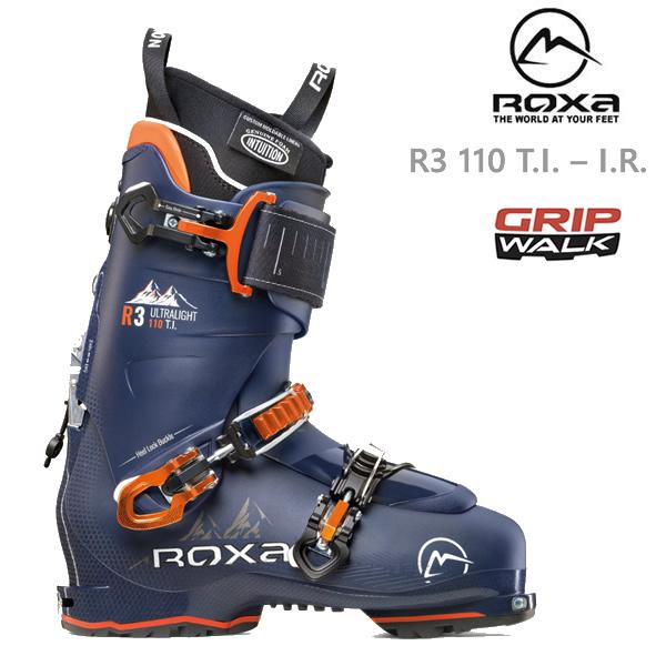 【w59】ROXA ロクサ スキーブーツ 2020 R3 110 TI IR サーモインナー&ALPINEソール (19-20 2020) フリースタイルスキー ブーツ 【w59】【w60】
