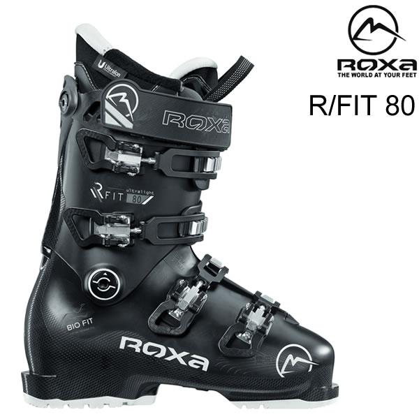 【w59】ROXA ロクサ スキーブーツ 2020 R-FIT 80 ワイドラスト102mm アールフィット80 (19-20 2020) フリースタイルスキー ブーツ 【w59】【w60】