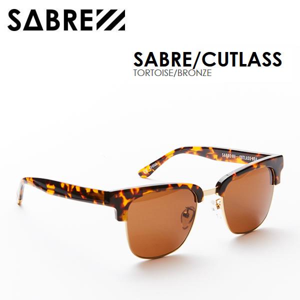 sabre サングラス CUTLASS / TORTOISE /BRONZE セイバー サングラス【w02】
