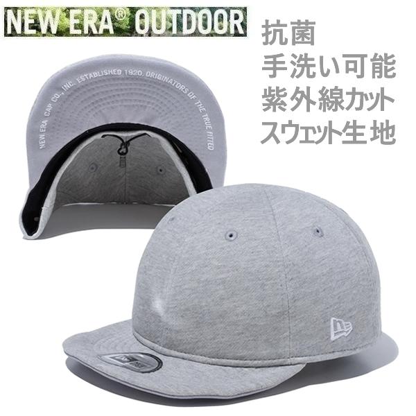 ブランド買うならブランドオフ ニューエラ 日本正規品 アウトドア 流行 メッセンジャーキャップ グレー newera 正規品 12854301 w29