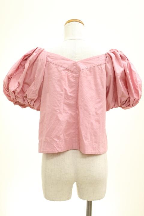 cf228213ed4d Overflow-clothing: スナイデル / blouse /F/ pink peach / plain fabric ...