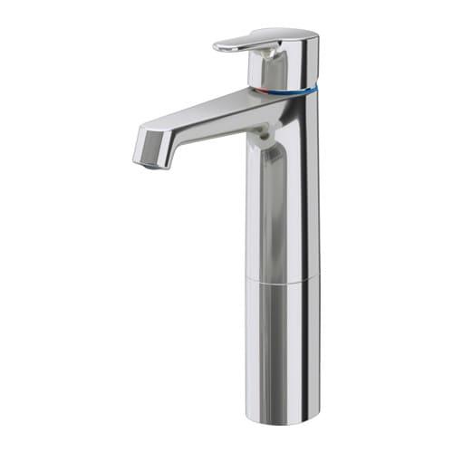 【IKEA/イケア/通販】 BROGRUND ブログルンド 洗面台用混合栓 高, クロムメッキ(a)(40401915)