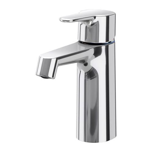 【IKEA/イケア/通販】 BROGRUND ブログルンド 洗面台用混合栓 ストレーナー付き, クロムメッキ(f)(70343085)