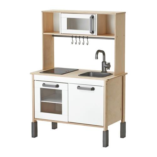 【期間限定】【IKEA/イケア/通販】 ? DUKTIG ? ドゥクティグ おままごとキッチン(d)(40319973)