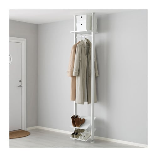 【IKEA/イケア/通販】 ELVARLI エルヴァーリ 1セクション, ホワイト(c)(S09157609)