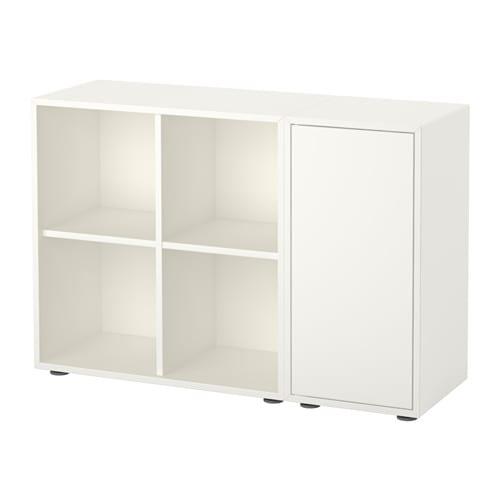 【IKEA/イケア/通販】 EKET エーケト キャビネットコンビネーション 足付き, ホワイト(d)(S29189204)