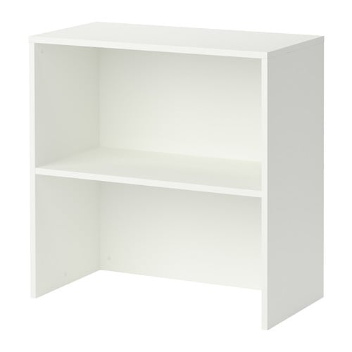 【期間限定】【IKEA/イケア/通販】 GALANT ガッラント 追加ユニット, ホワイト(a)(40359068)