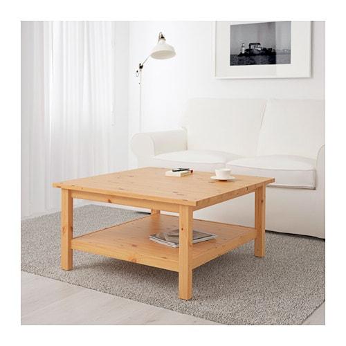 【IKEA/イケア/通販】 HEMNES ヘムネス コーヒーテーブル, ライトブラウン(c)(30352996)