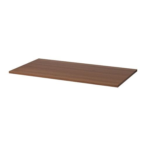 【IKEA/イケア/通販】 IDÅSEN イドーセン テーブルトップ, ブラウン(a)(20360992)