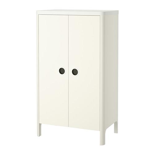【IKEA/イケア/通販】 BUSUNGE ワードローブ, ホワイト(b)(40351350)