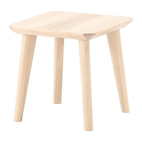 【IKEA/イケア/通販】 LISABO サイドテーブル, アッシュ材突き板(d)(60353065)