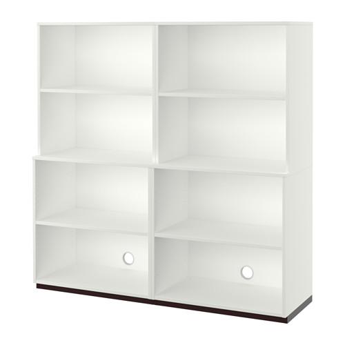 【IKEA/イケア/通販】 GALANT オープン収納コンビネーション, ホワイト(a)(S19223307)
